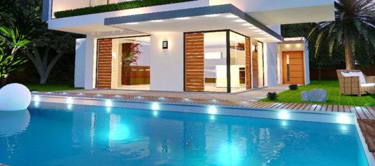 Achat de piscine extérieure